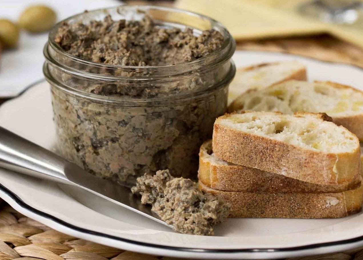 Как приготовить грибной паштет в домашних условиях
