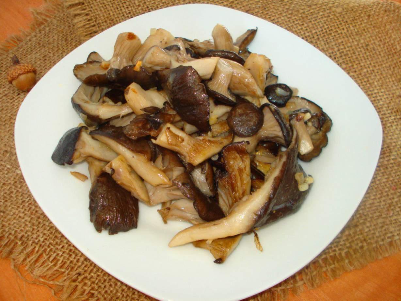 Как приготовить вешенки грибы пошагово